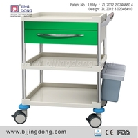 CE Approved Transfusion Equipment Medical Trolley