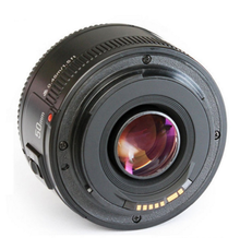 High Quality Photography Photo Camera Lens f1.8 50mm Lens Yongnuo yn50mm yn-50 yn50 large aperture lens
