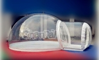 Inflatable transparent tent inflatable clear bubble tent