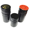 3060 pilfer proof wine corks glass bottle ropp caps aluminium wine screw cap