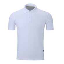 100% Cotton Fashion Blank Slim Fit Polo T Shirt different color collar polo shirt