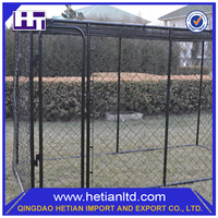Professional Manufacture Easily Assembled Outdoor Large Dog Kennel