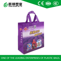non woven handle shopping bag