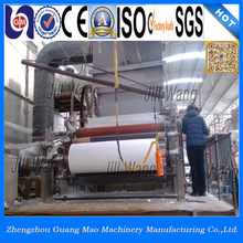 zhengzhou guangmao toilet tissue paper processing making production machinery price