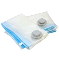 Vacuum Seal Plastic Storage Bags For Clothes Saving Space
