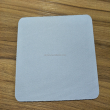 Rubber card game play mat,rubber anti slip mat,square rubber pad