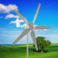 electric generating small windmill generator home use for sale