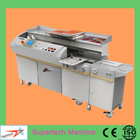 Full Automatic Photo Album Binding Machine With Side Glue