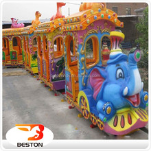 Christmas Decorations Outdoor Train Rides For Kids/ Kids Amusement Park Train