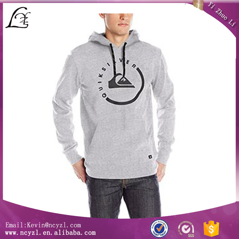 2017 new wholesale printed good quality Polo custom winter men Hoody