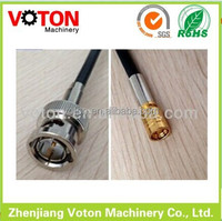 Huawei series connection jumper wire BNC Male straight to 75 ohms SMB 75 ohms getting bent BT3002 cable