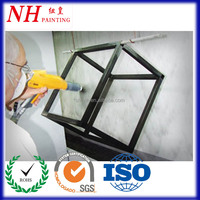 Ral7035 Thermosetting Epoxy Resins Solid Powder Coating