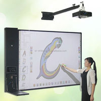China Factory Supply Electromagnetic Smart white Board for schools
