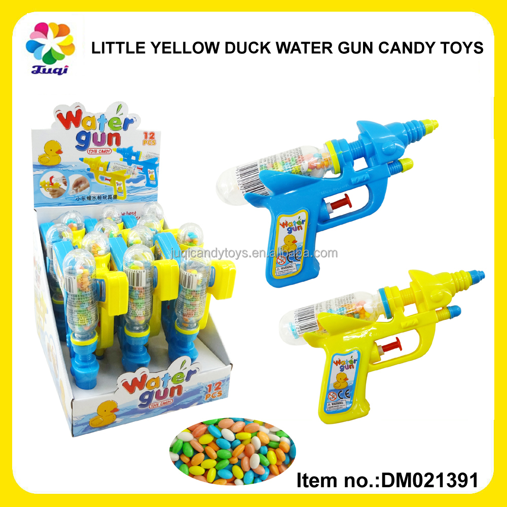 2017 10 Most Marketable Model Summer Water Gun with Candy