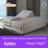 Flexica Living Room Adjustable Electric Massage Bed AM02-2#