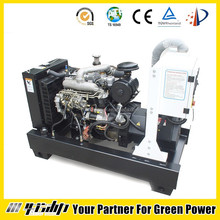 diesel engine powered electricity generator