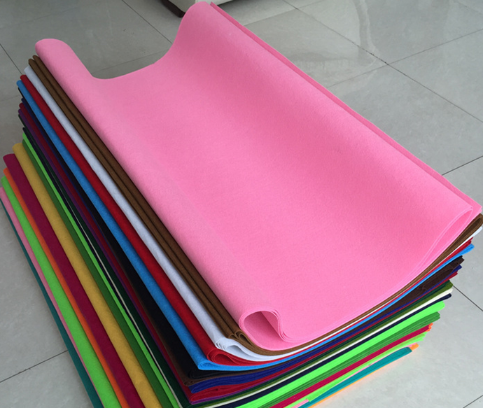 Non woven needle punched Manufacturer Supply Comfortable mattress felt
