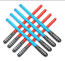 Cheap Price Wholesale PVC inflatable light saber sword toys