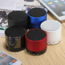 S28 Portable Mini Bluetooth Speaker Wireless Super Bass Smart Handsfree Speakers With Mic FM Radio Support TF/SD Card