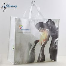 Newest selling popular rpet foldable bag gift advertisement bag