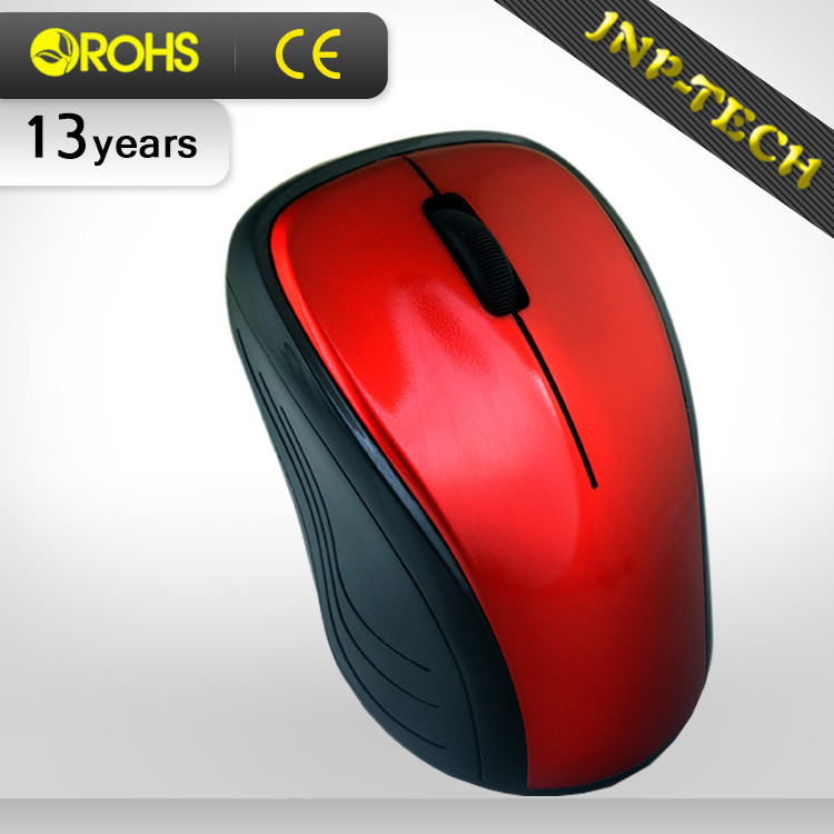 High Quality High Precision Custom-Made Wireless Mouse Customized Logo