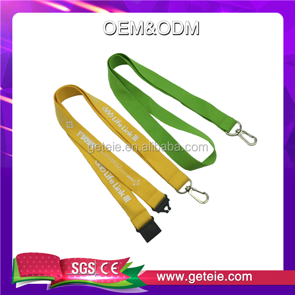 Environmental 100% Cotton Lanyard