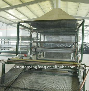 3D Geonet making machine