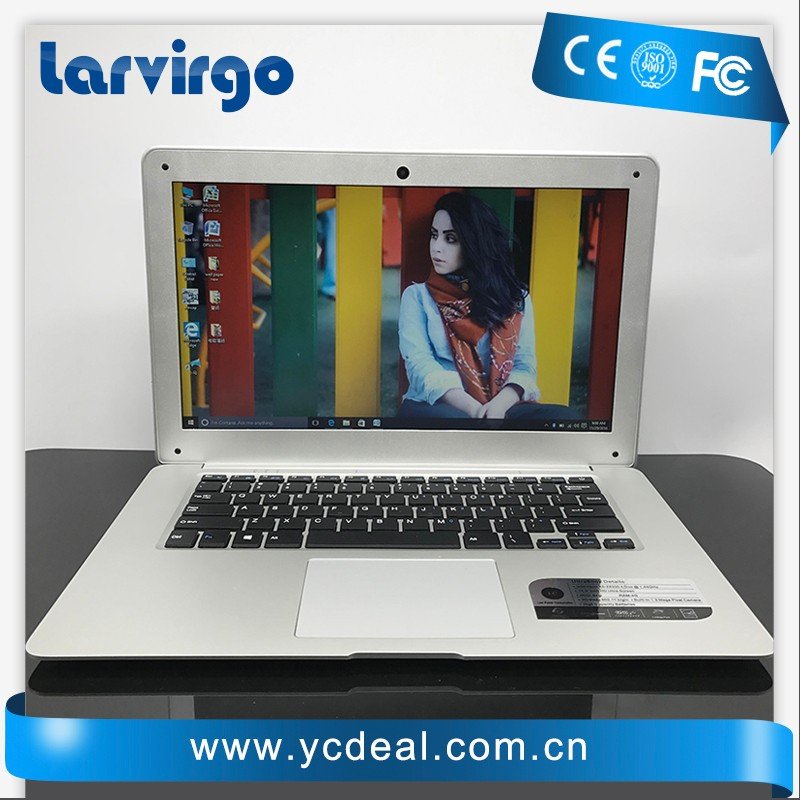 2016 NEW 14 inch laptop Free Shipping high quality ultrabook 4GB RAM+64G SSD with Win10 Notebook