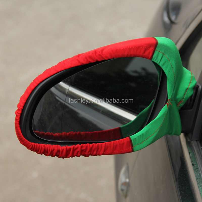 Custom flag Car Side Mirror Covers