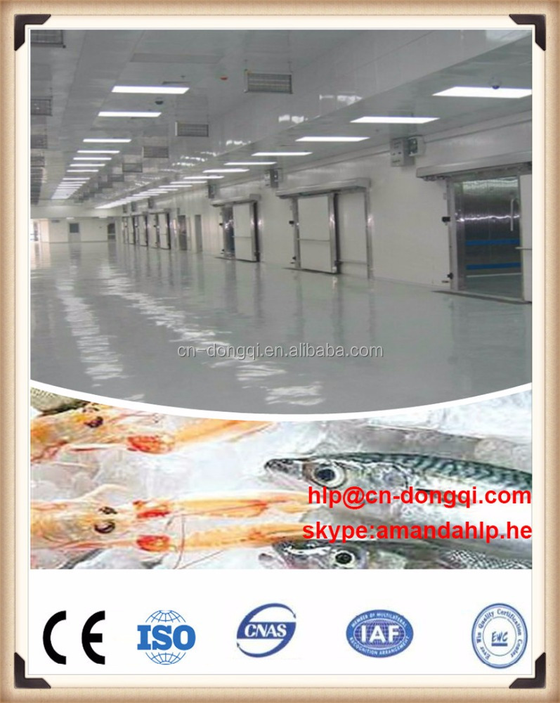 Meat And Fish Cold Storage Room