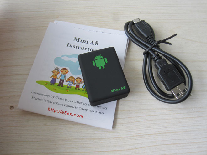 Mini A8 GSM LBS gps Tracker Global Time GSM/GPRS/LBS Tracking Device With SOS Button For Cars Kids Elder Pets Locator
