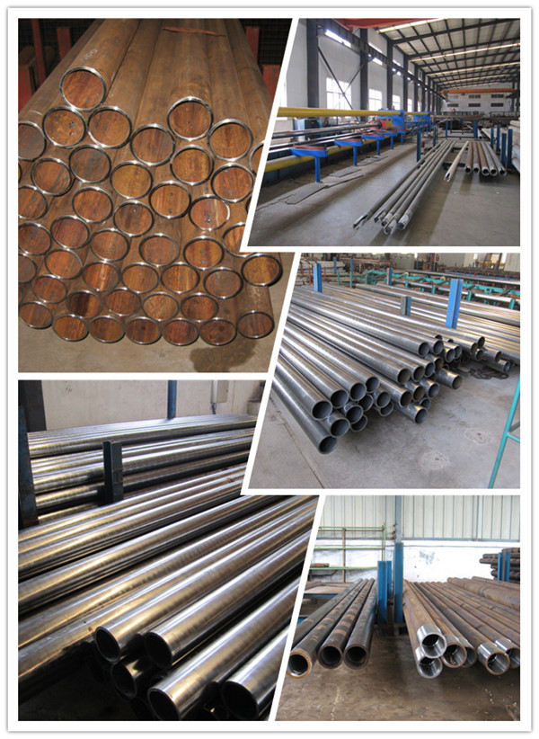 FOB Hydraulic Steel High Precision Pipe STKM13A