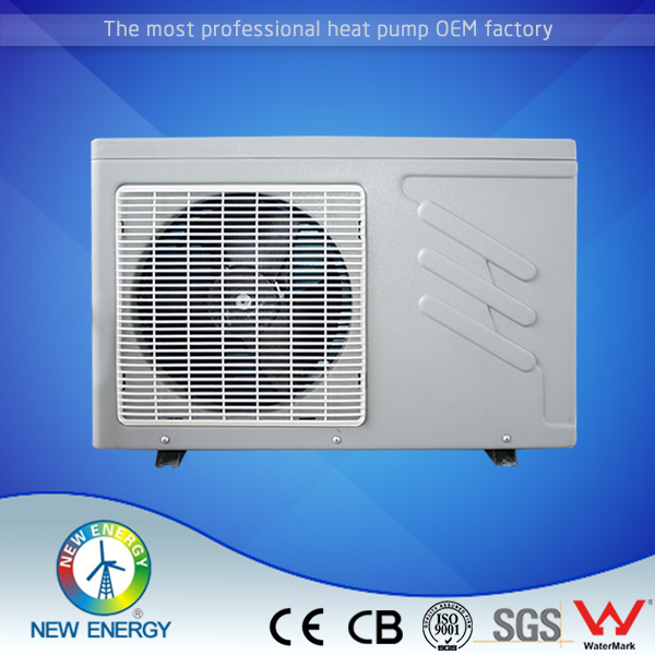 8kw 11kw inverter air to water pool heat pump r410a gas water heater