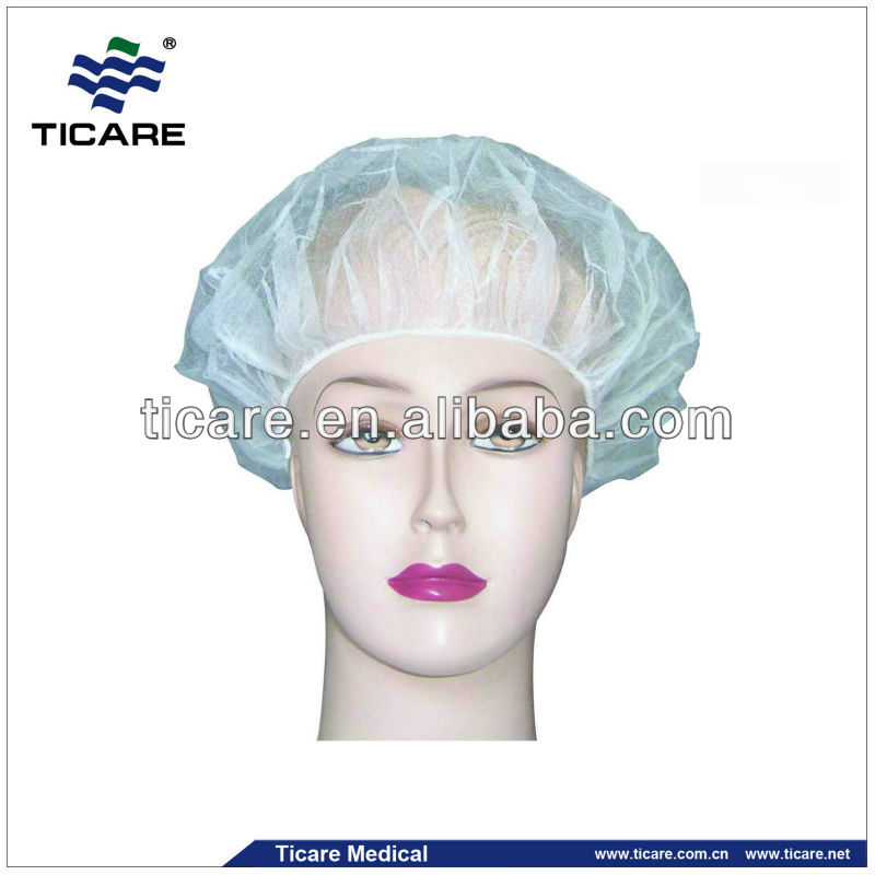 Disposable Bouffant Nurse Cap