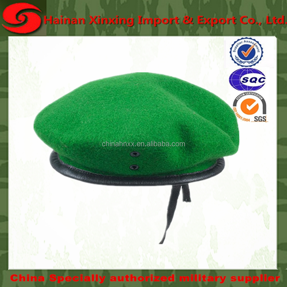 xinxing Man's Military Beret Autumn And Winter Formal Army Beret Hat