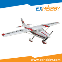 Stable and fast airplane red Rc airplane jet plane for sale