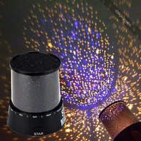 New Romantic Sky Star Cosmos Master Projector Lamp LED Starry Night gorgeous
