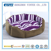 Wholesale Round Design Soft Pet Bed For Dogs