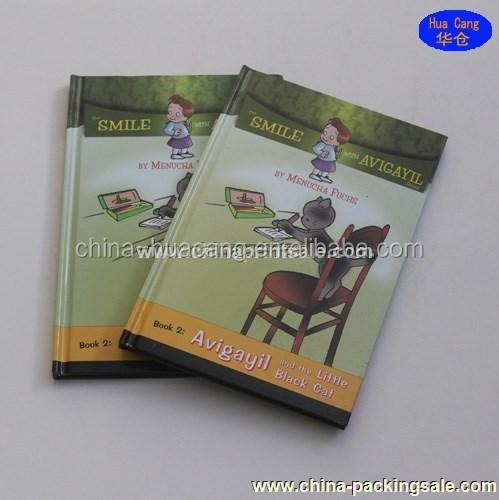 China Specializing In Perfect Flexi Bound Hardcover Book Printing