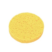 Natural Body Facial Cleansing Cellulose Sponge,Facial Cleansing Sponge