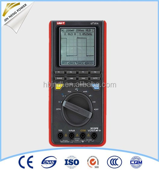 UT81 Digital multimeter with frequency test