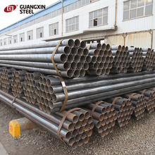 7 inch c class ms low carbon erw steel pipe manufactured in china