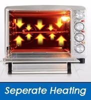 Seperate Heating