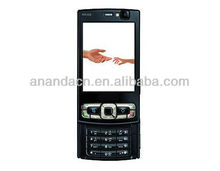 wholesale N95 8GB Quad-band GSM mobile phone with WIFI GPS 5MP camera bluetooth