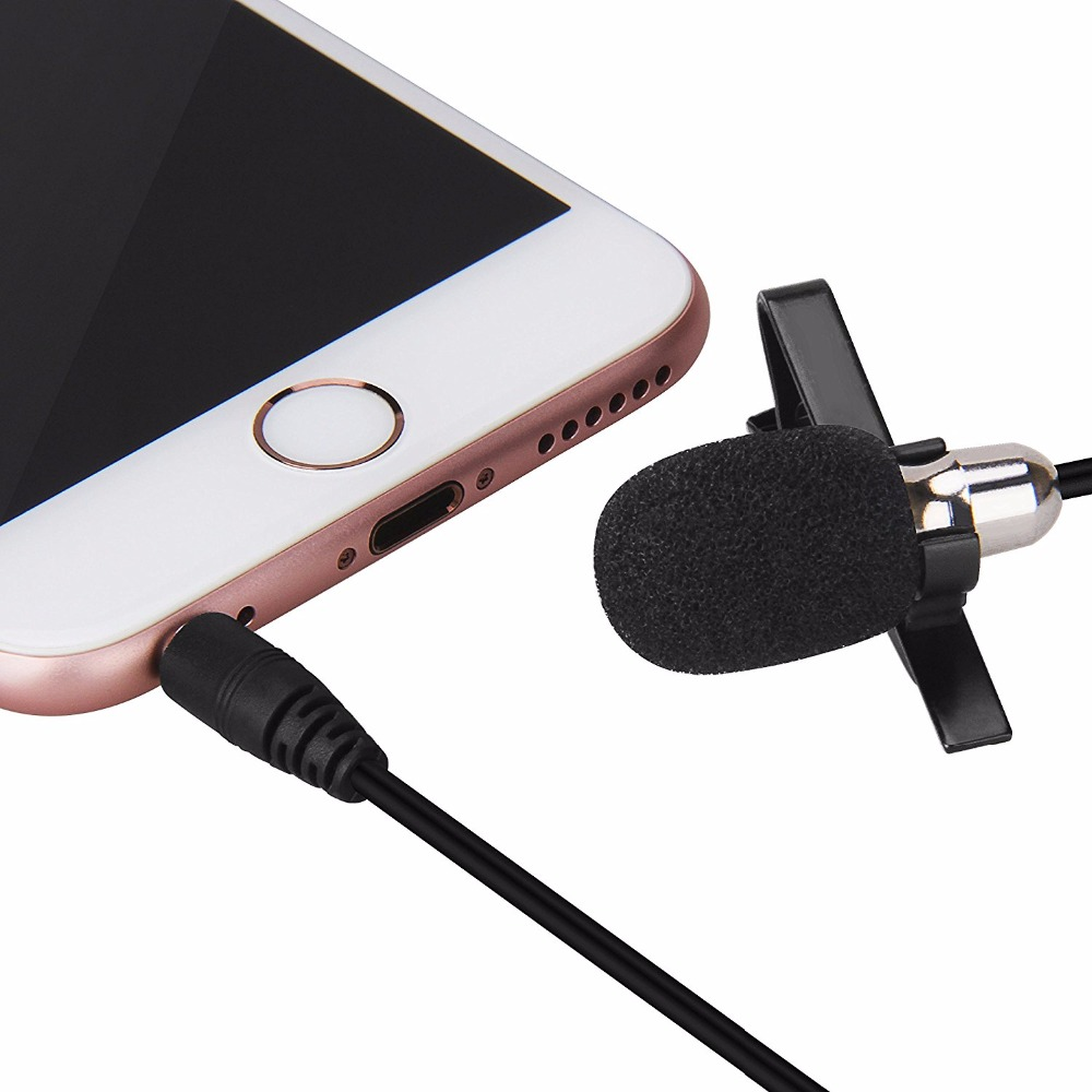 Clip mic lapel lavalier microphone R911 with good price and best quality