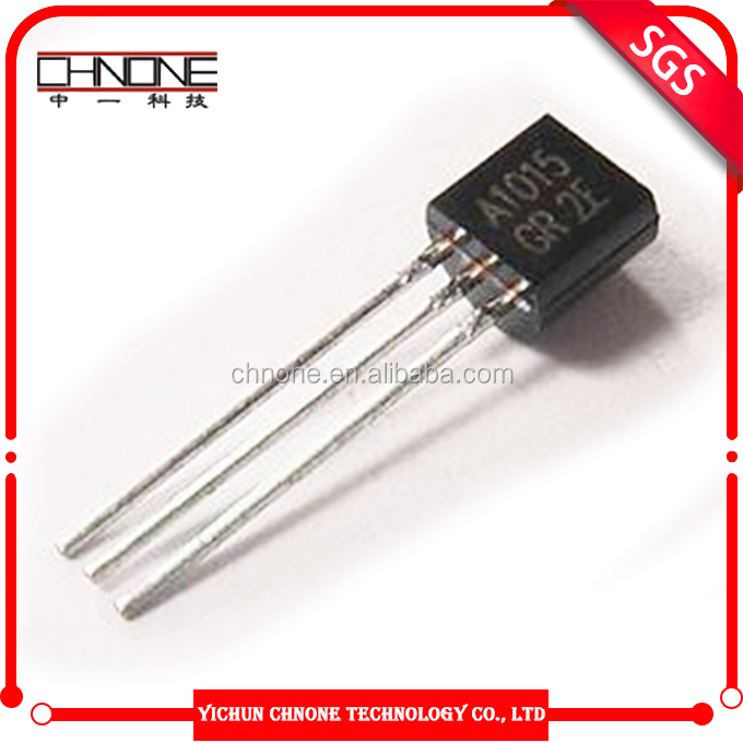TO-92 a1015 transistor equivalent high quality transistor a1015 from china