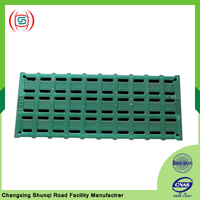 Large pig equipment, Composite material plate, Livestock farming