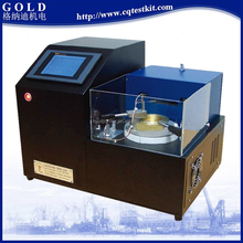 ASTM D56 Automatic Tag Closed Cup Flash Point Tester