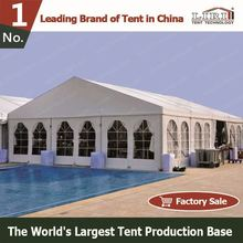10x20 clearspan building indoor wedding tents and marquees for rent