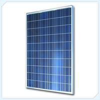Poly silicon factory price solar panel module
